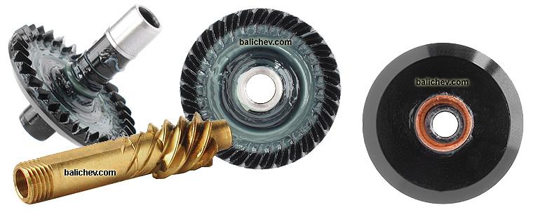 shimano exsence ci4 gears