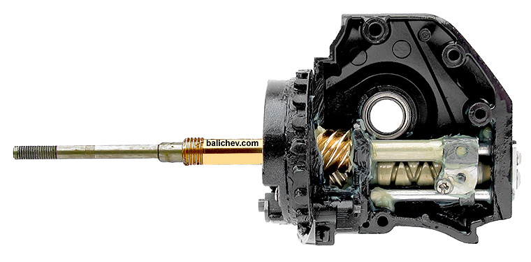 shimano exsence ci4 oscillation mechanism