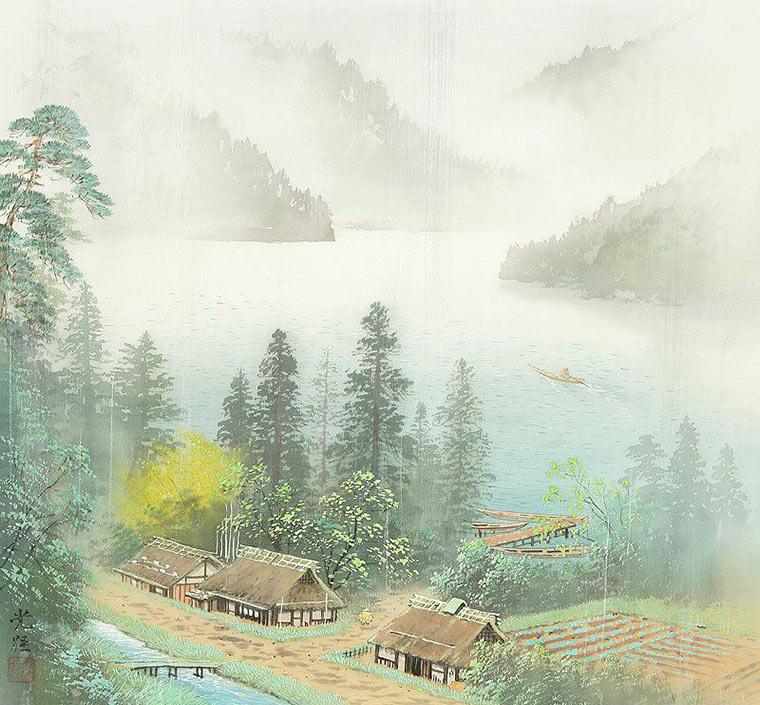япония кодзима пейзаж