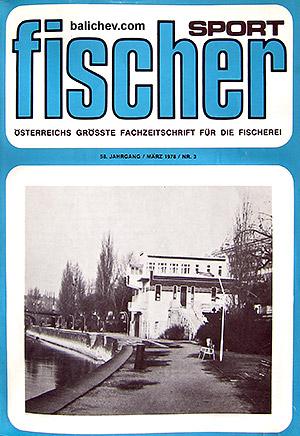 журнал sportfischer in Österreich