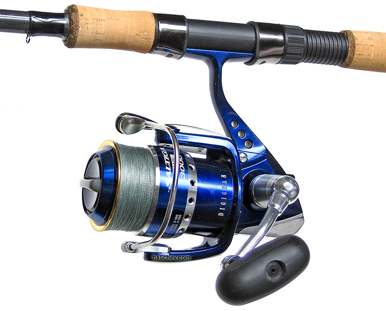 daiwa saltiga game 3000 spinning reel