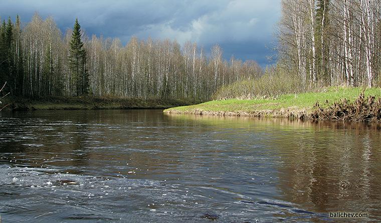 река в архангельской области