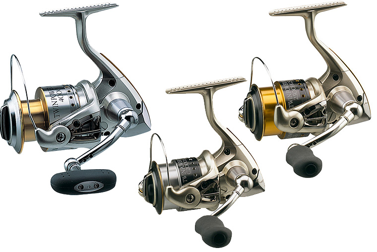 shimano 06 twin power mg spinning reels