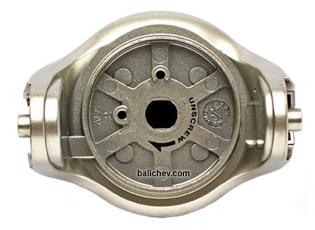 shimano 06 twin mg rotor