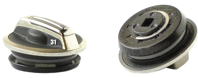 shimano 06 twin power mg drag knob