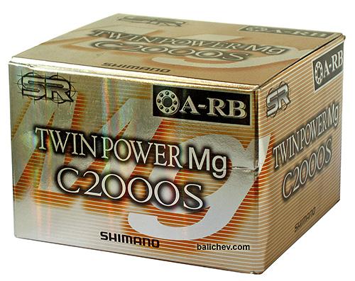 shimano 06 twin power mg box