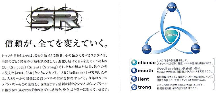 shimano sr concept
