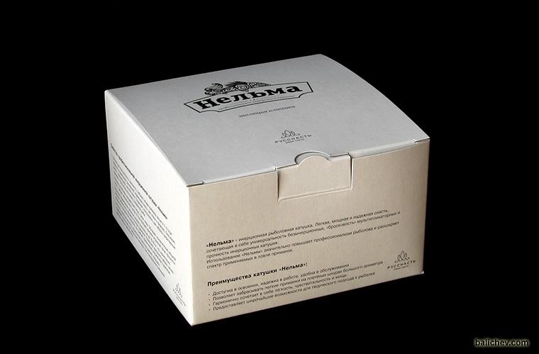 коробка нельма кп-114-м1