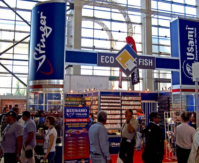 eco fish на выставке 2018