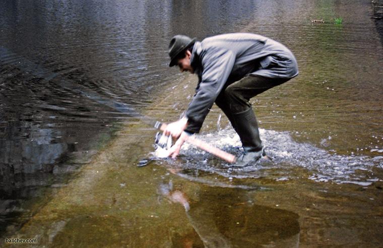 рыба сошла с крючка