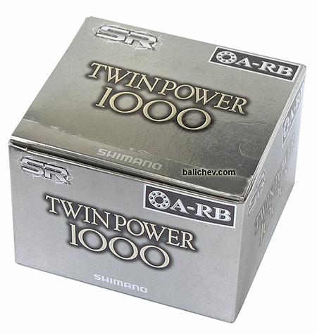 shimano 05 twin power box