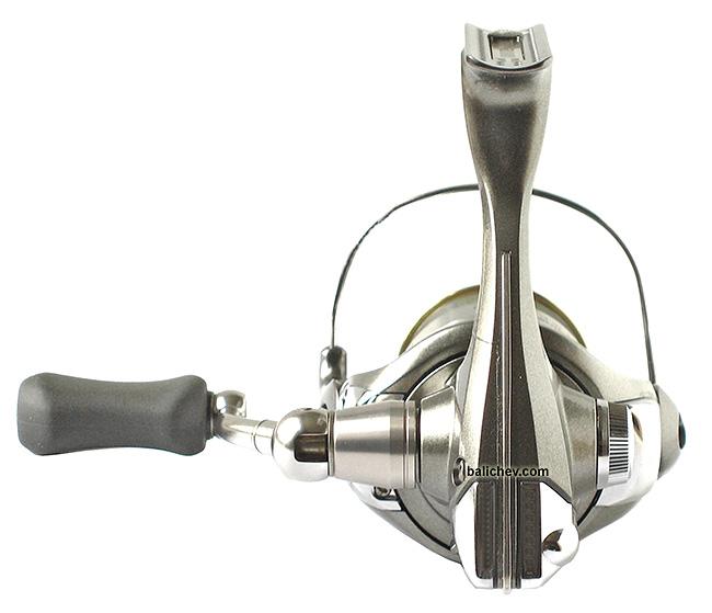 shimano 05 twin power spinning reel