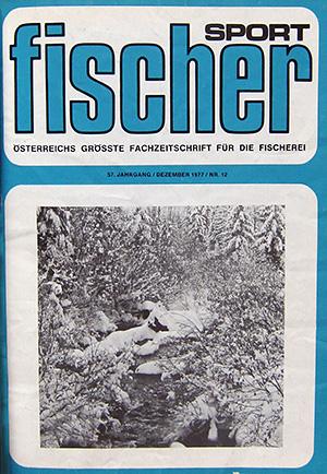 австрийский рыболовный журнал