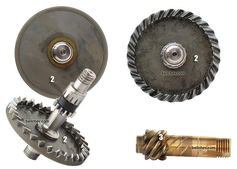 daiwa 04 certate gears