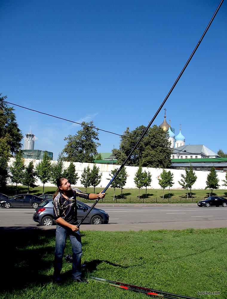 preziosa 11 metre whip