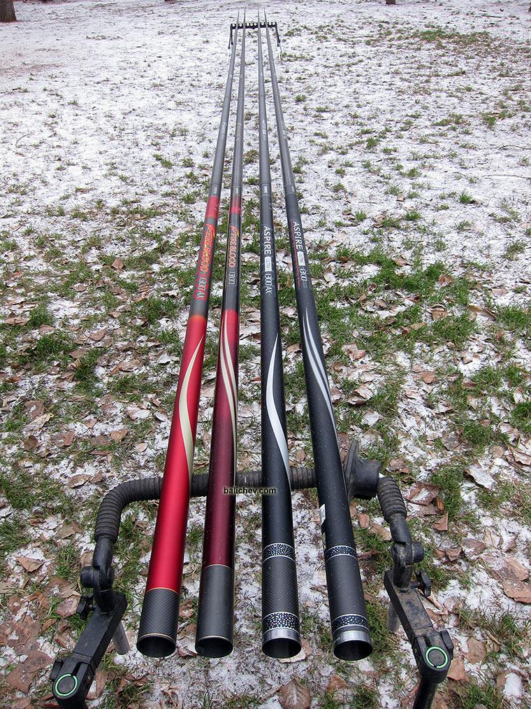 shimano aspire fireblood poles