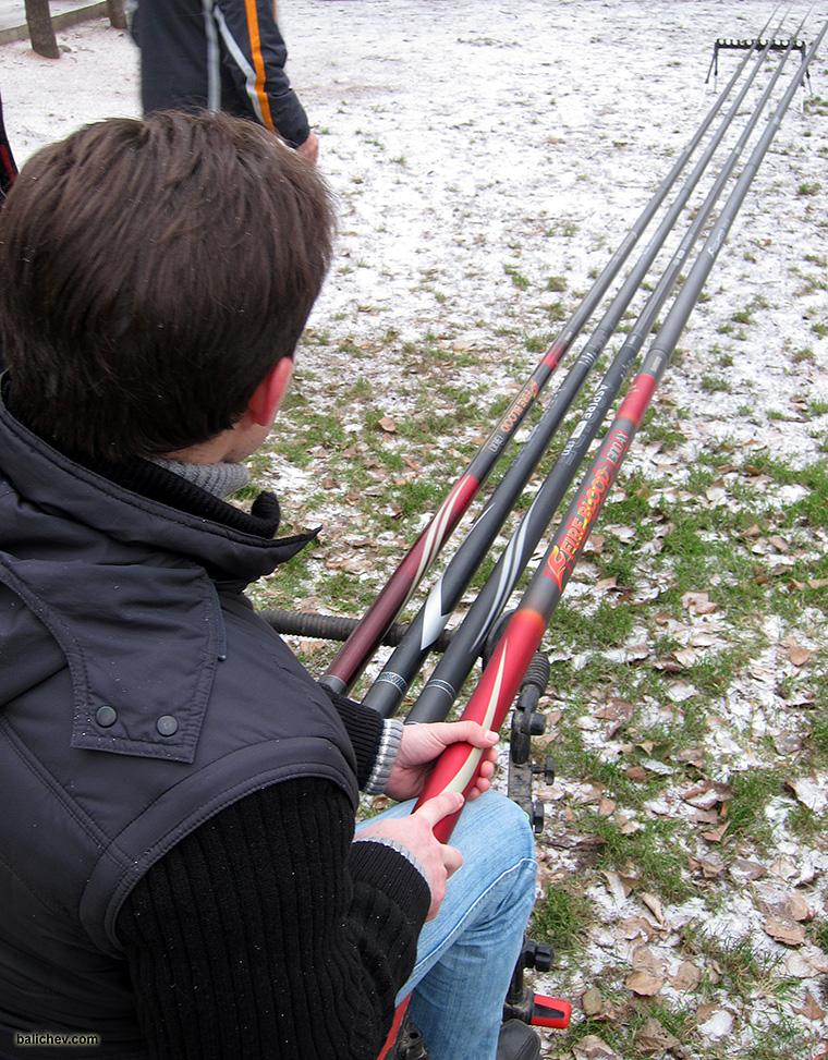 shimano poles aspire fireblood