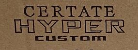 certate hyper custom logo