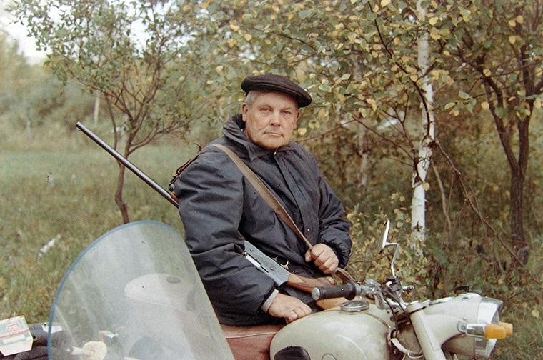 петр васильевич баличев