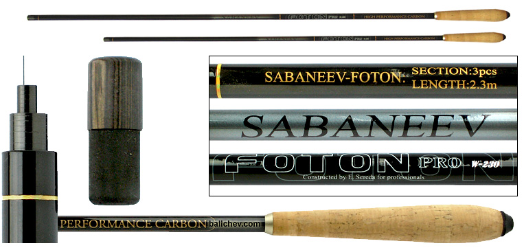 sabaneev foton pro-w