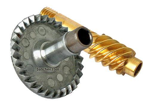 shimano 08 biomaster gears