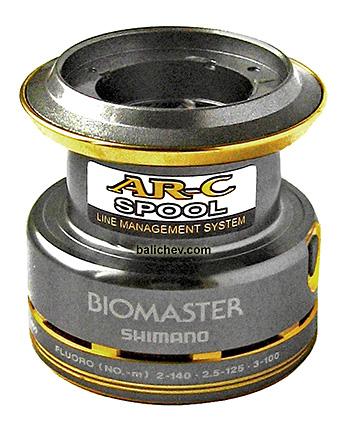 shimano 08 biomaster шпуля