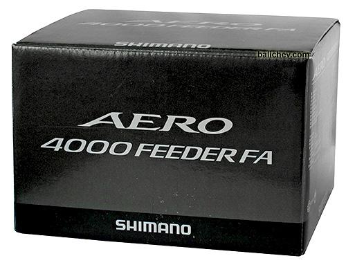 shimano aero 4000 FA feeder box
