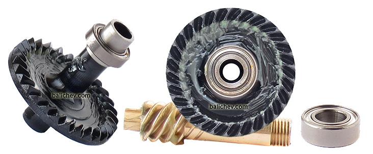 shimano stradic ci4 gears передача