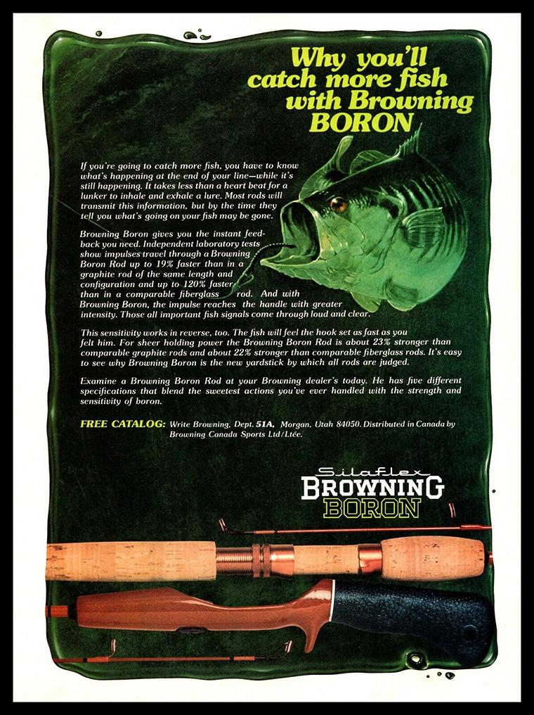 browning silaflex boron