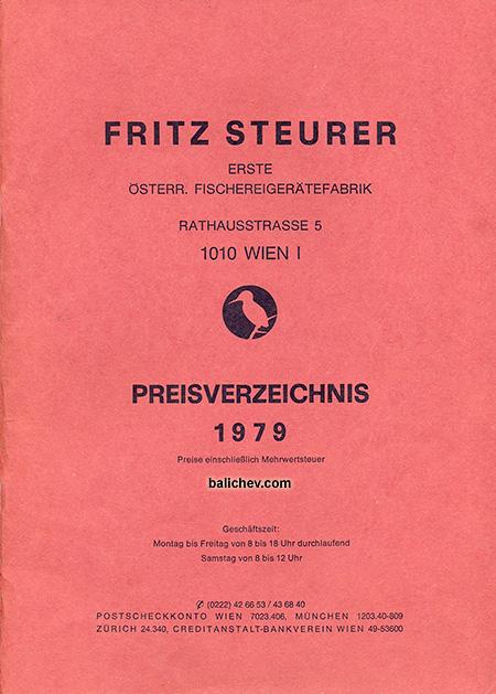 fritz steurer 1979