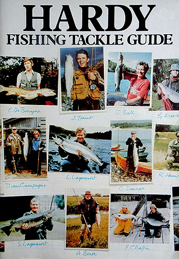 Hardy Fishing Tackle Guide