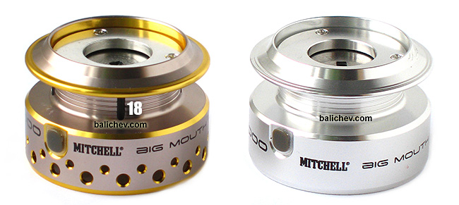 mitchell big mouth spools