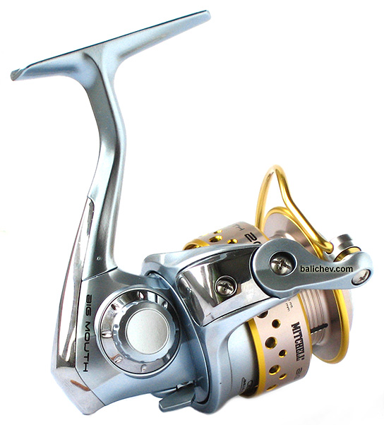 mitchell big mouth spinning reel