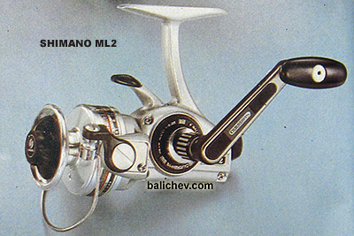shimano ml2 reel