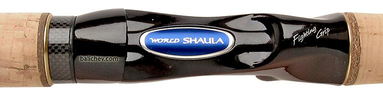 World Shaula катушкодержатель