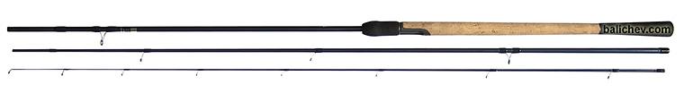 byron slimline match rod
