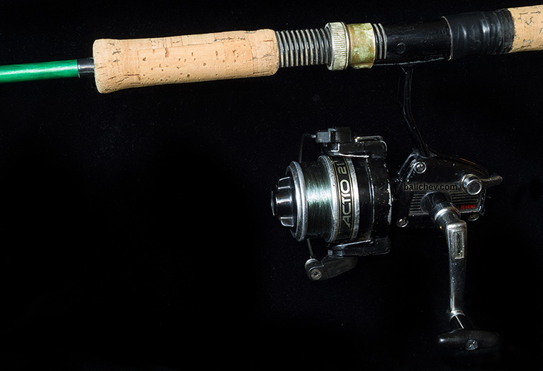 actio 21 spinning reel