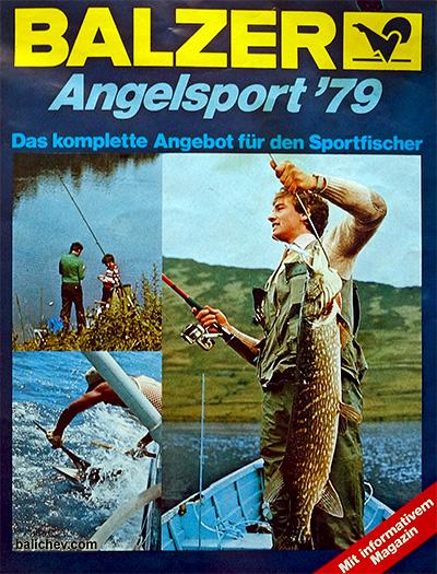каталог бальцер balzer 1979