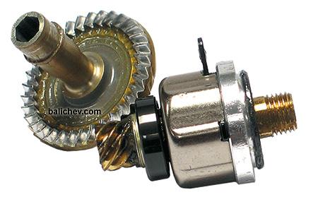 daiwa 2004 luvias gears пара
