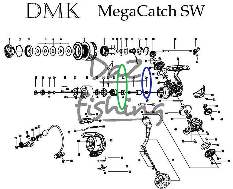 схема катушки dmk