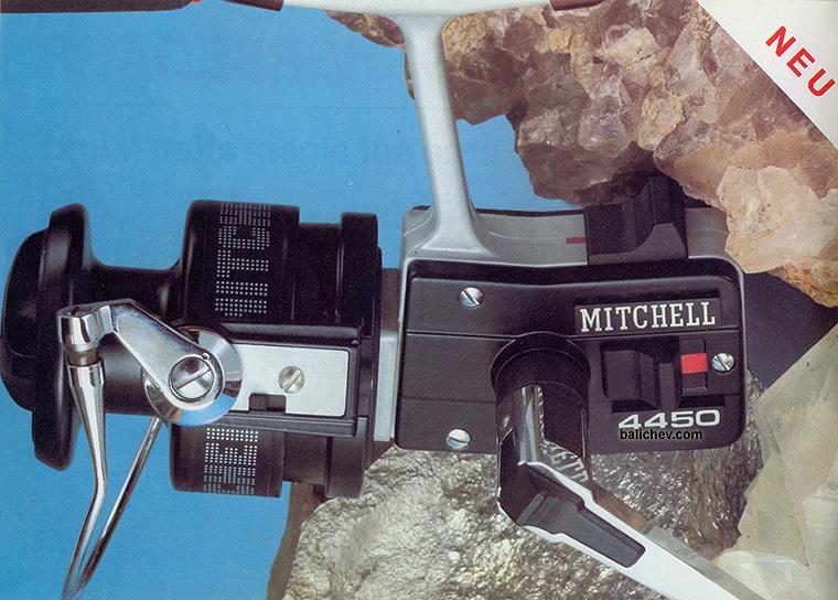mitchell 4450 reel