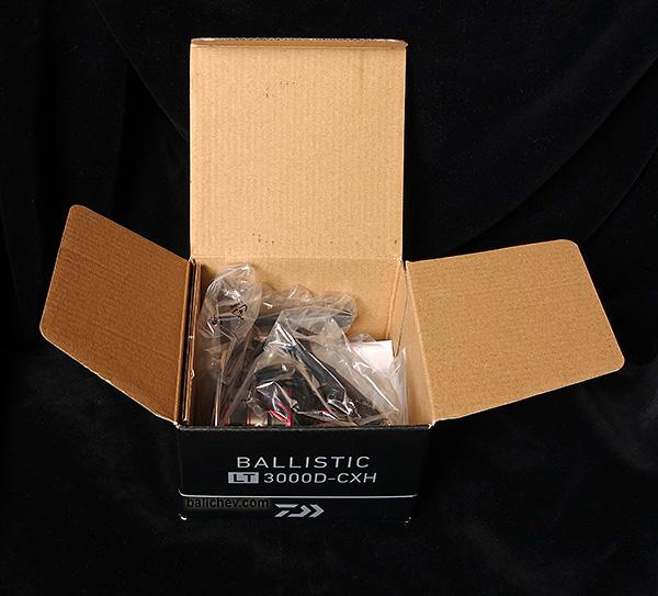 дайва баллистик лт коробка