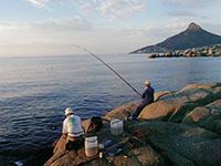 капштадт рыбалка южная африка
