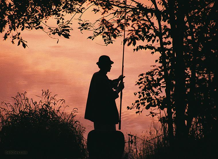 юрий баличев на карповой рыбалке
