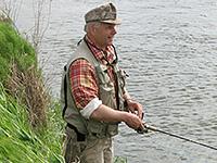 в кручинин на рыбалке