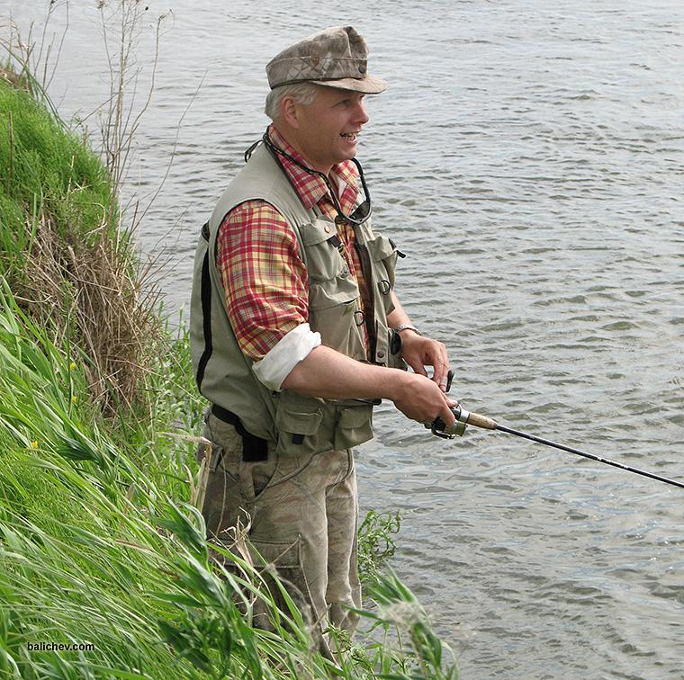 кручинин василий александрович на рыбалке