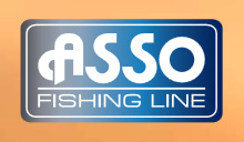 логотип asso fishing line