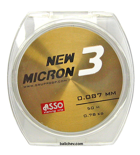ассо микрон 3 леска