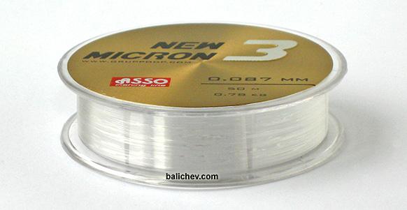 asso new micron 3 леска