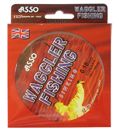 asso waggler fishing line